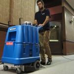 نظافت صنعتی و دستگاه فرش شوی