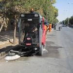 خدمات شهری با نظافت صنعتی