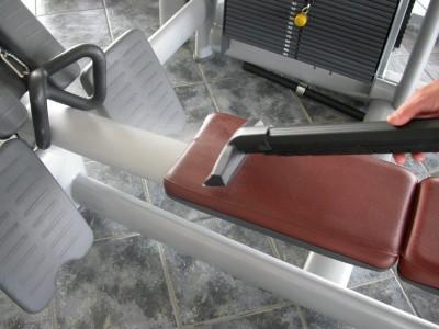 استفاده از بخارشوی صنعتی برای نظافت