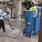 کاربرد مکنده صنعتی برای نظافت محیط های صنعتی مختلف