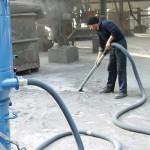 جاروبرقی و نظافت صنعتی
