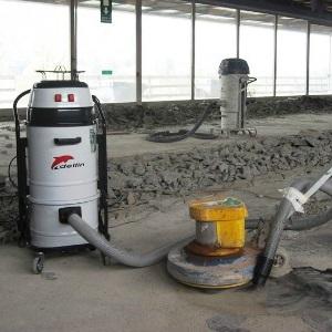 جارو برقی صنعتی در ساختمان سازی
