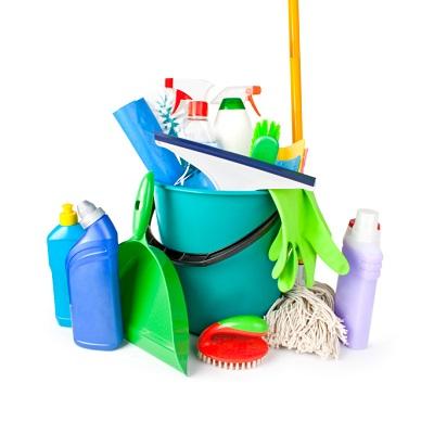 انواع ابزار نظافتی