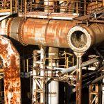 واترجت صنعتی و نظافت زنگ آهن