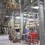 مکنده صنعتی