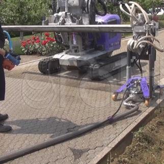 ربات واترجت صنعتی