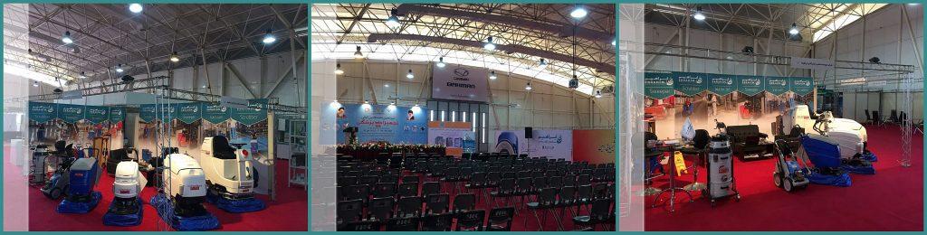 سیزدهمین نمایشگاه بی المللی تجهیزات پزشکی شیراز