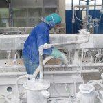 خرطومی جاروبرقی صنعتی
