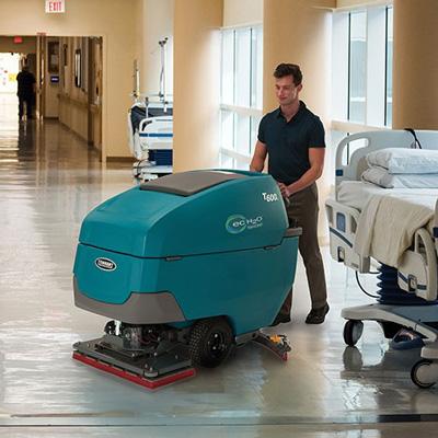 تجهیزات نظافتی اسکرابر کم صدا