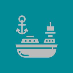 نظافت صنعتی صنایع دریایی با سوییپر
