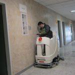 تجهیزات نظافت بیمارستانی
