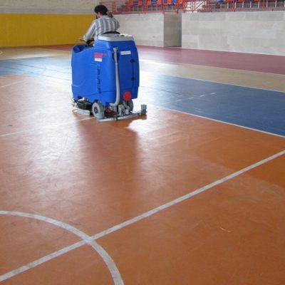 کفشور سالن ورزشی