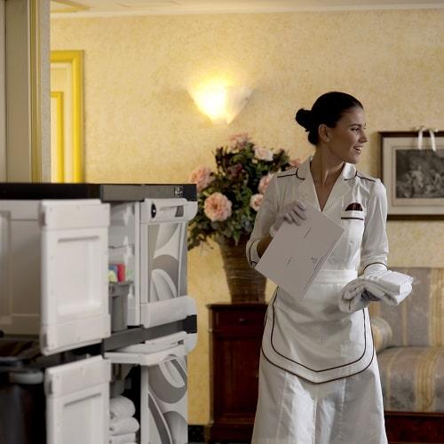 ترولی هتلی