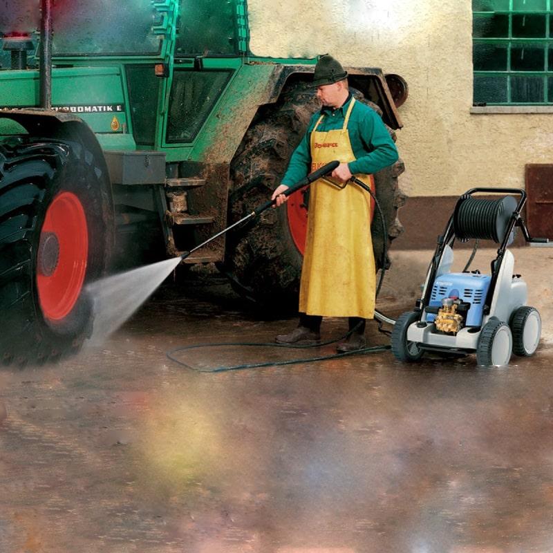 واترجت صنعتی در کشاورزی