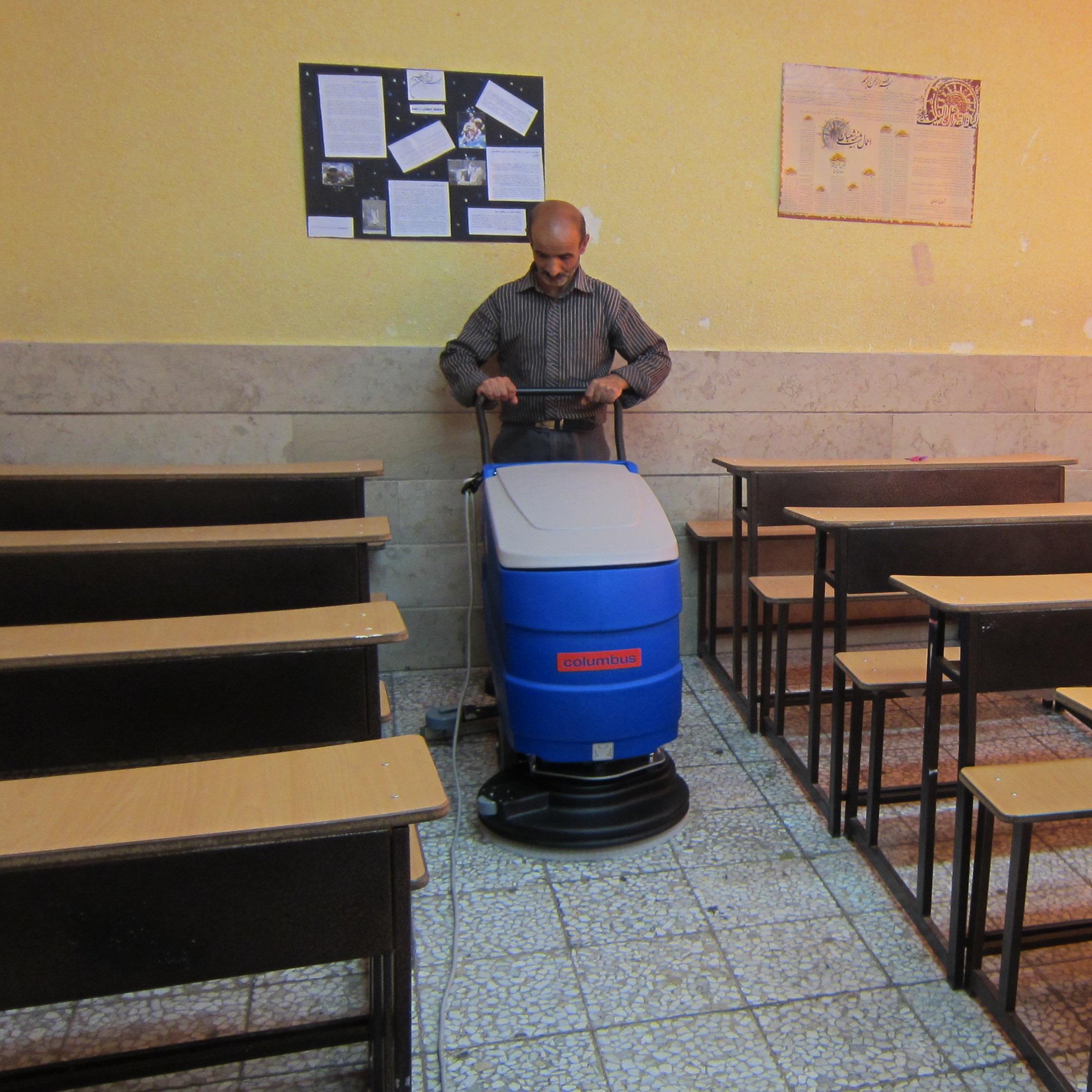 اسکرابر مناسب مراکز آموزشی