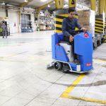 انتخاب دستگاه نظافت صنعتی مناسب