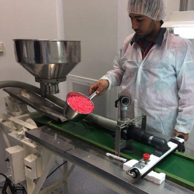 جاروبرقی صنعتی مناسب صنایع داروسازی