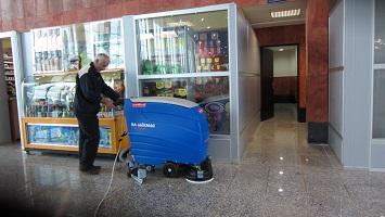 دستگاه نظافت صنعتی مناسب نظافت و شستشوی صنعتی