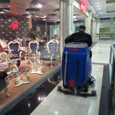 معیار های خرید دستگاه اسکرابر