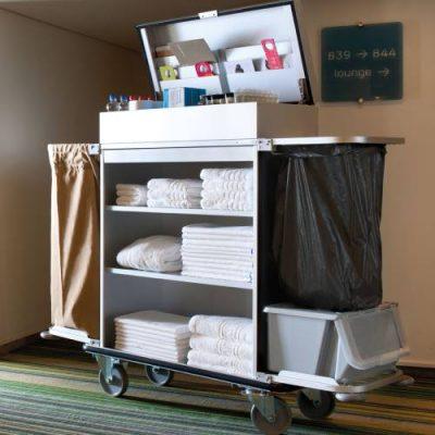 ترولی خدمات هتلی