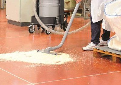 نظافت عمیق کارخانه