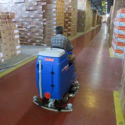 تجهیزات نظافت کارگاه های صنعتی