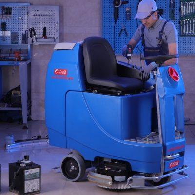 نگهداری و تعمیرات دوره ای تجهیزات نظافت مکانیزه