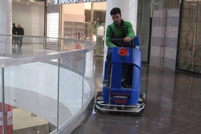 کاربرد دستگاه اسکرابر خودرویی
