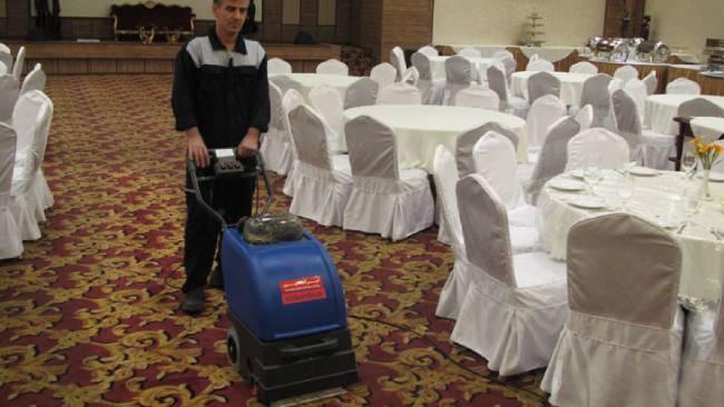 کاربرد دستگاه فرش شوی در نظافت