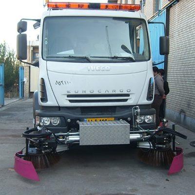 ماشین نظافت شهری