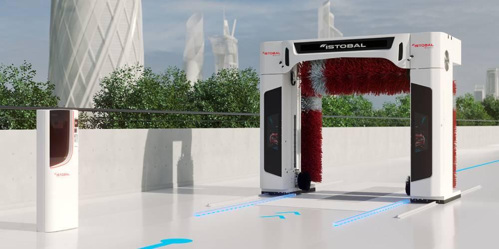 دستگاه کارواش و تجهیزات شستشوی بدنه خودرو