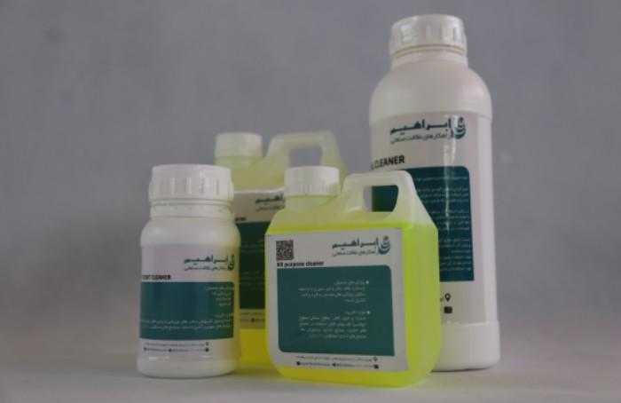 انواع مواد شوینده صنعتی