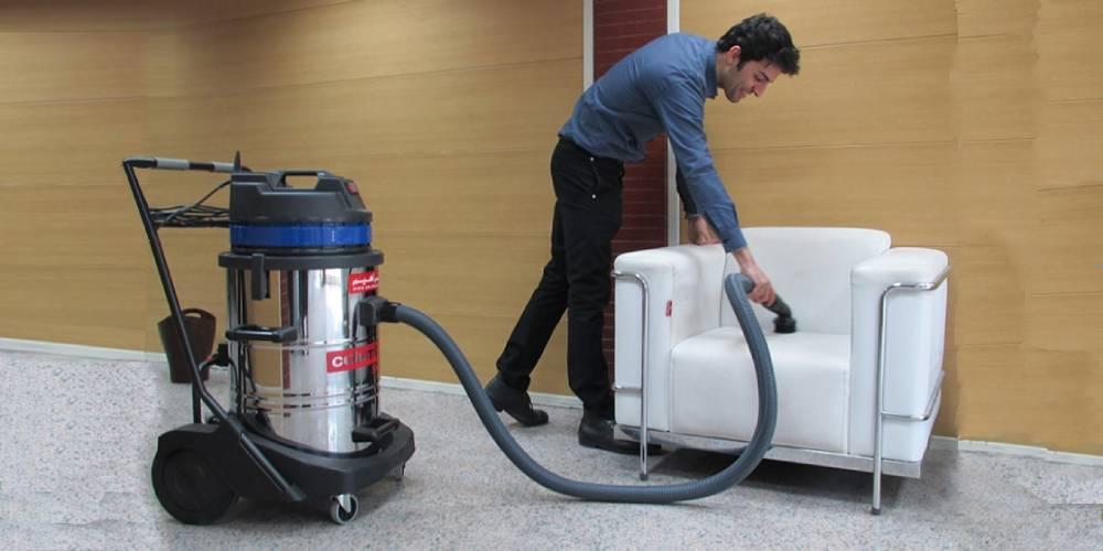 مزایای استفاده از جاروبرقی آب و خاک در نظافت