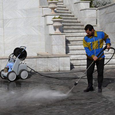 راهکارهای نظافت صنعتی