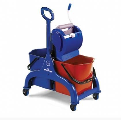 ترولی نظافت سطل و تی - FRED 00227965A/P - FRED00227965A/P