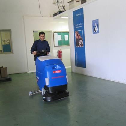 اسکرابر صنعتی-کفشوی صنعتی - RA66BM60