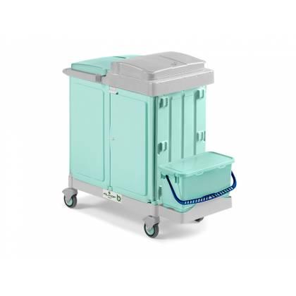 ترولی بیمارستانی آنتی باکتریال AB-plus Alpha مدل 1803702 - MZ1803702Z000