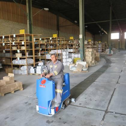 اسکرابر صنعتی-کفشور صنعتی - ARA66BM70