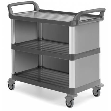 ترولی حمل غذا - silver service 1301/16 - 0000SP1300D