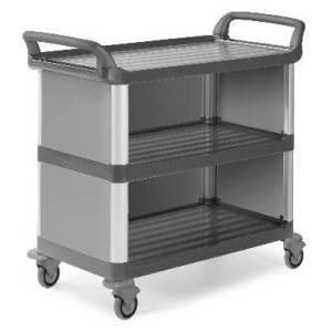 ترولی حمل غذا - silver service 1301/16