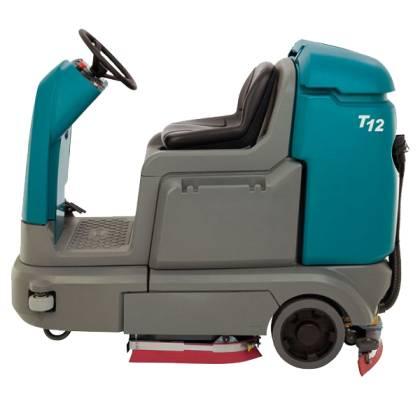زمین شوی خودرویی-اسکرابر سخت کار - T12