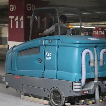 دستگاه اسکرابر خودرویی - T20